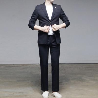 1区韩国本土服装代购(韩国圆通直发)stylehomme-时尚高档西装套装(2018-04-14上架)