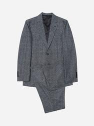1区2017冬季新款韩国服装stylehomme品牌时尚休闲西服套装(2017.12月)