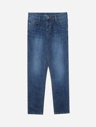 1区2017冬季新款韩国服装stylehomme品牌时尚流行舒适牛仔裤(2017.12月)