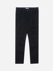 1区2017冬季新款韩国服装stylehomme品牌时尚流行休闲牛仔裤(2017.12月)