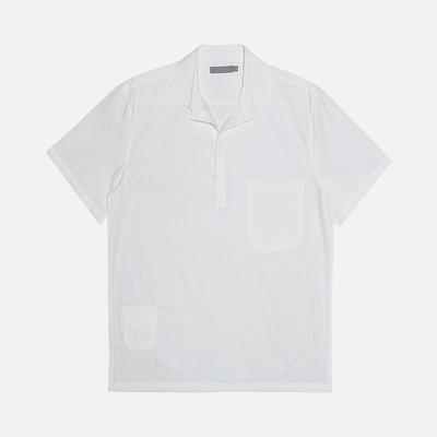 1区韩国本土服装代购(韩国圆通直发)stylehomme-时尚休闲宽松衬衫(2018-07-03上架)