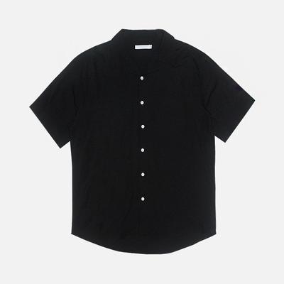 1区韩国本土服装代购(韩国圆通直发)stylehomme-魅力风格短袖衬衫(2018-07-03上架)