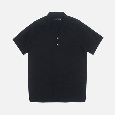 1区韩国本土服装代购(韩国圆通直发)stylehomme-魅力休闲短袖衬衫(2018-07-03上架)