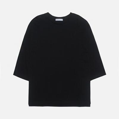 1区韩国本土服装代购(韩国圆通直发)stylehomme-时尚流行七分袖T恤(2018-07-10上架)