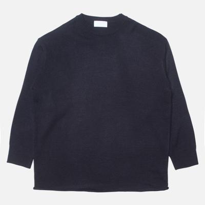 1区韩国本土服装代购(韩国圆通直发)stylehomme-时尚魅力宽松针织衫(2018-04-14上架)