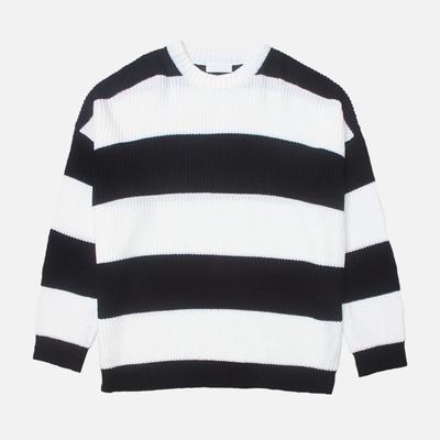 1区韩国本土服装代购(韩国圆通直发)stylehomme-时尚流行圆领针织衫(2018-04-14上架)