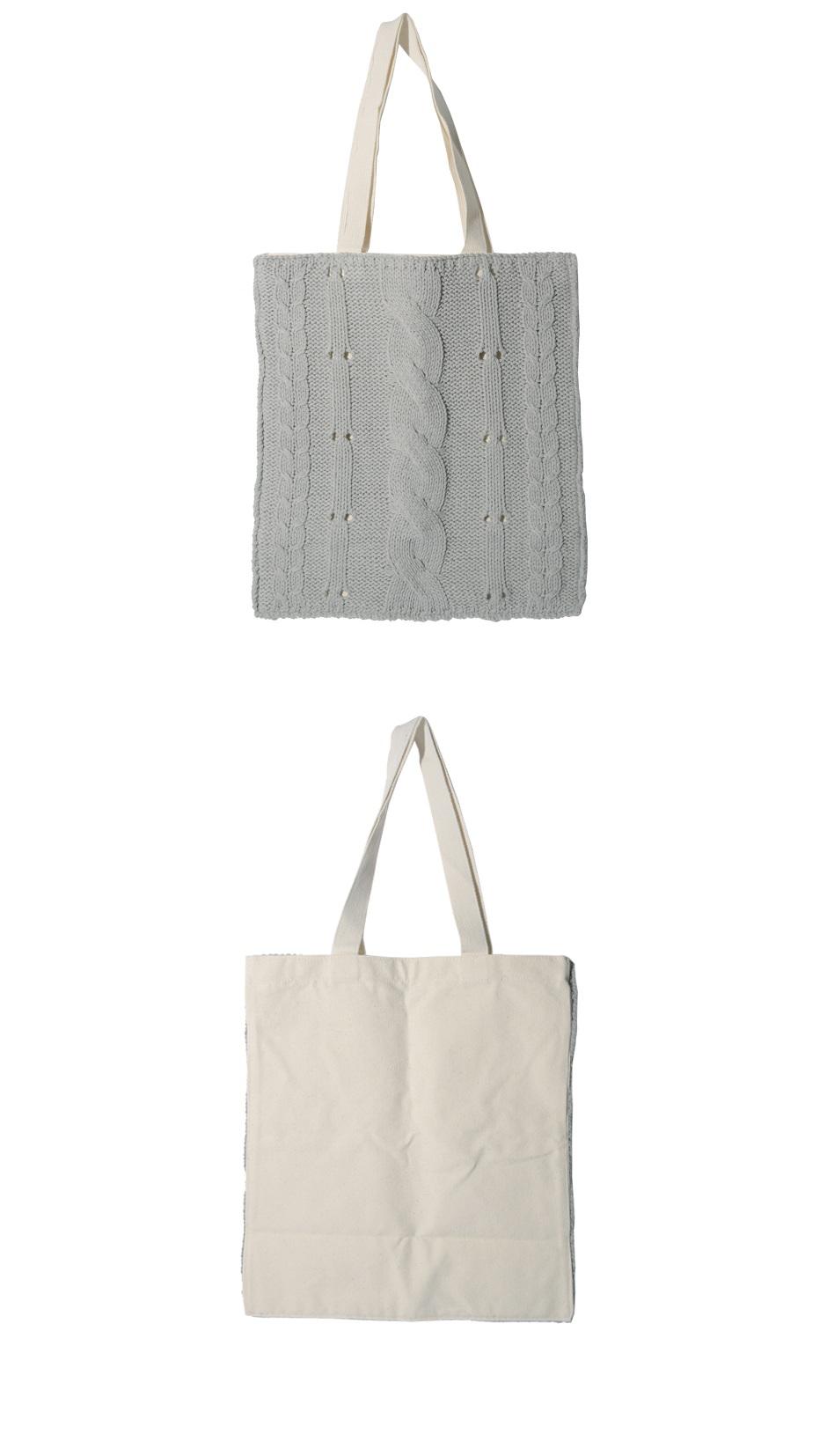 1区韩国代购|网店代理女装stylenanda-snhb00953004-休闲可爱麻花纹针