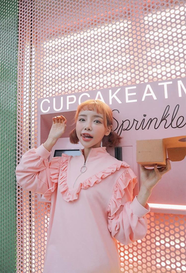 服装|正宗韩国代购韩国发货|stylenanda官网韩国可爱少女风格纯色