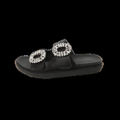 stylenanda-时尚迷人纯色拖鞋