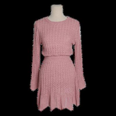 stylenanda-女士风格蕾丝连衣裙