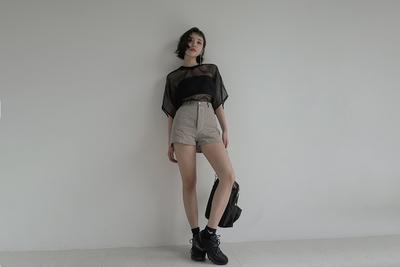 stylenanda-高档时尚纯色短裤