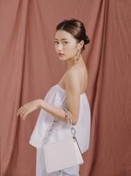 stylenanda-韩国韩版魅力纯色韩国代购吊带女装2017年07月31日夏季款