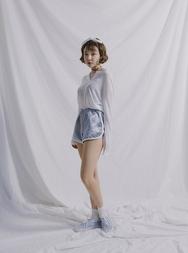 stylenanda-韩国韩版时尚女士韩国代购短裤女装2017年08月01日08月款