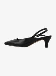 stylenanda-韩国魅力百搭黑色韩国代购正品高跟鞋女装2017年08月07日08月款