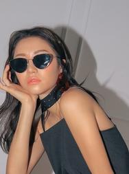 stylenanda-韩国休闲时尚女士围巾女装2017年08月09日08月款