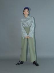 stylenanda-韩国魅力时尚纯色韩国代购长裤女装2017年08月14日08月款