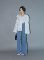 stylenanda-韩国魅力十足女士韩国代购牛仔裤女装2017年08月14日08月款