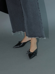 stylenanda-韩国休闲时尚纯色平底鞋女装2017年08月14日08月款