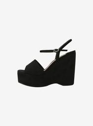 stylenanda-韩国个性时尚黑色韩国代购正品高跟鞋女装2017年08月14日08月款