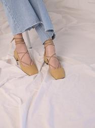 stylenanda-韩国干练时尚纯色韩国代购正品高跟鞋女装2017年08月14日08月款