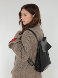 1区2017冬季新款韩国服装stylenanda品牌日常休闲纯色背包(2017.12月)