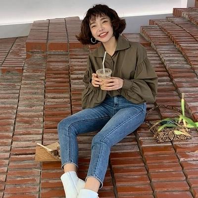 1区韩国本土服装代购(韩国圆通直发)stylenanda-牛仔裤(2018-11-20上架)