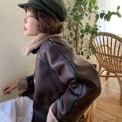 1区韩国本土服装代购(韩国圆通直发)stylenanda-夹克(2018-11-20上架)