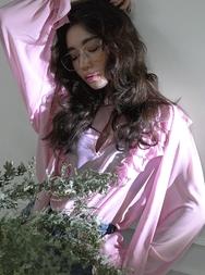 2018新款韩国服装stylenanda品牌优雅魅力纯色衬衫(2018.1月)