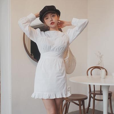 1区韩国本土服装代购(韩国圆通直发)stylenanda-连衣裙(2019-02-19上架)