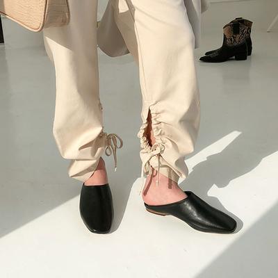1区韩国本土服装代购(韩国圆通直发)stylenanda-平底鞋(2019-02-21上架)