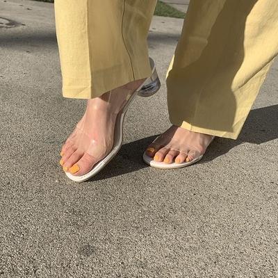 1区韩国本土服装代购(韩国圆通直发)stylenanda-凉鞋(2019-03-08上架)