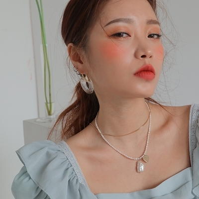 1区韩国本土服装代购(韩国圆通直发)stylenanda-项链(2019-03-20上架)