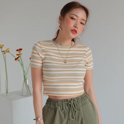 1区韩国本土服装代购(韩国圆通直发)stylenanda-T恤(2019-03-20上架)