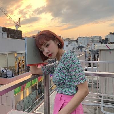 1区韩国本土服装代购(韩国圆通直发)stylenanda-T恤(2019-04-03上架)(请联系客服核对是否有货再下单哦)