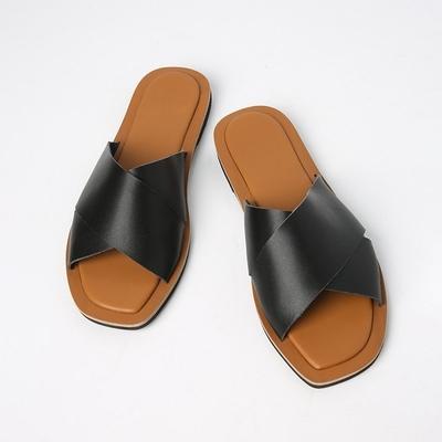1区韩国本土服装代购(韩国圆通直发)stylenanda-拖鞋(2019-04-17上架)