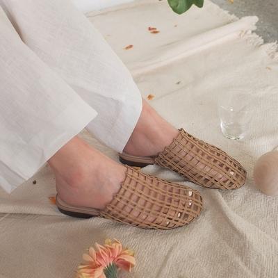 1区韩国本土服装代购(韩国圆通直发)stylenanda-平底鞋(2019-04-20上架)