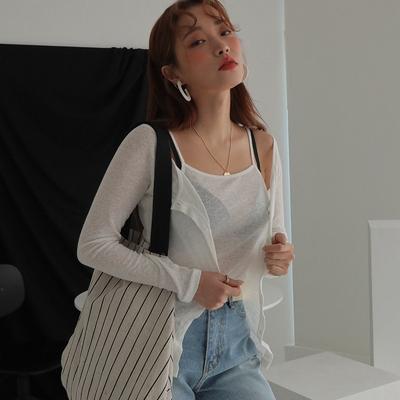 1区100%正宗韩国官网代购(韩国直发包国际运费)stylenanda-开襟衫(2019-07-19上架)