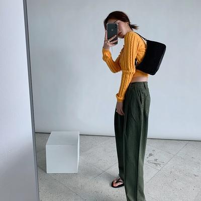 1区100%正宗韩国官网代购(韩国直发包国际运费)stylenanda-长裤(2019-08-21上架)