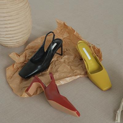1区100%正宗韩国官网代购(韩国直发包国际运费)stylenanda-高跟鞋(2019-09-18上架)
