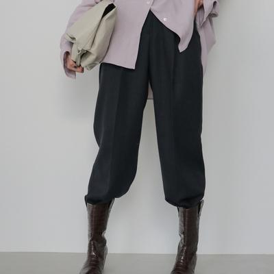 1区100%正宗韩国官网代购(韩国直发包国际运费)stylenanda-长裤(2020-01-14上架)