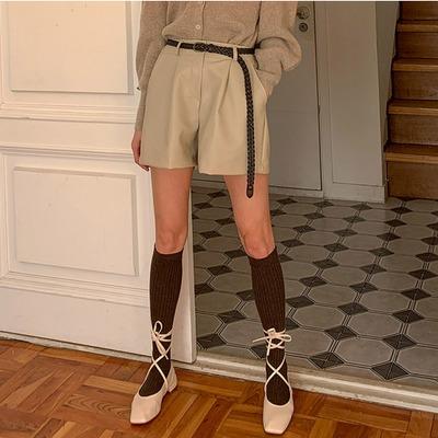 1区100%正宗韩国官网代购(韩国直发包国际运费)stylenanda-短裤(2020-02-04上架)