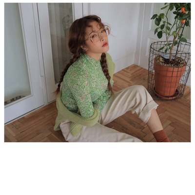 1区100%正宗韩国官网代购(韩国直发包国际运费)stylenanda-衬衫(2020-02-06上架)