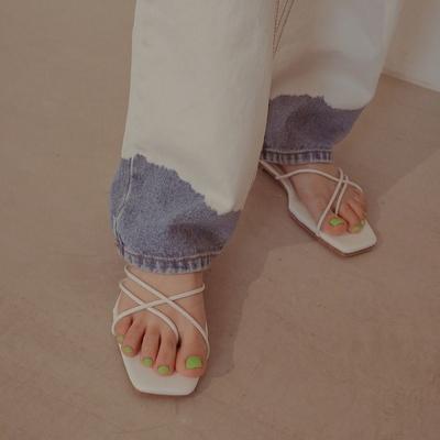 1区100%正宗韩国官网代购(韩国直发包国际运费)stylenanda-凉鞋(2020-05-18上架)