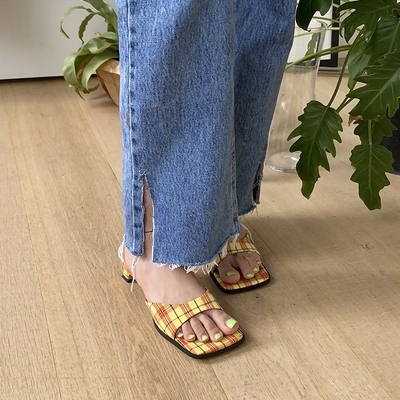 1区100%正宗韩国官网代购(韩国直发包国际运费)stylenanda-拖鞋(2020-07-05上架)
