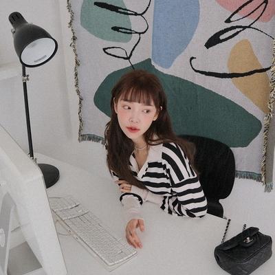 1区100%正宗韩国官网代购(韩国直发包国际运费)stylenanda-针织衫(2021-03-24上架)