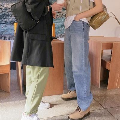 1区100%正宗韩国官网代购(韩国直发包国际运费)stylenanda-长裤(2021-03-24上架)