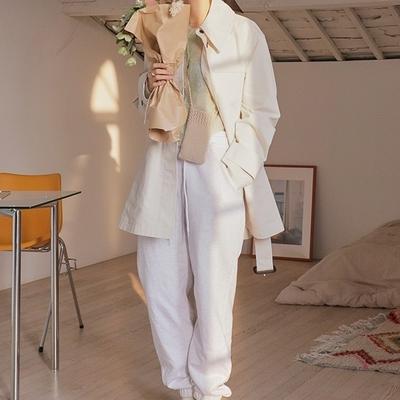 1区100%正宗韩国官网代购(韩国直发包国际运费)stylenanda-大衣(2021-03-24上架)