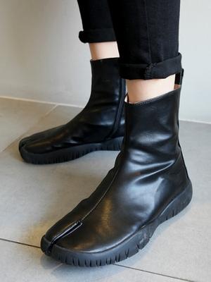 1区韩国本土服装代购(韩国圆通直发)Tamnana-春季韩版时尚军靴(本商品是非新品,请联系客服核对再下单哦21上架)
