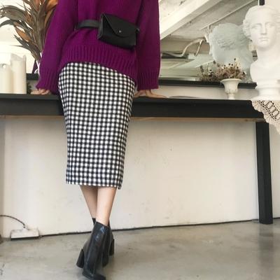 1区韩国本土服装代购(韩国圆通直发)Tamnana-长裙(2018-11-10上架)