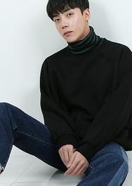 1区2017冬季新款韩国服装theaction品牌韩版个性时尚流行针织衫(2017.12月)
